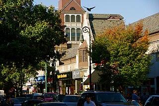 Jackson Heights, Queens Neighborhood of Queens in New York City
