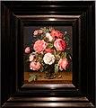 Jacob van hulsdonck, rose in un vaso di vetro, 1640-45 ca. 01.jpg