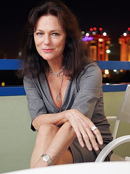 Jacqueline Bisset in september 2008