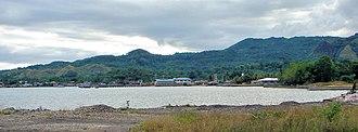 Jagna, Bohol - Image: Jagna Bohol 1