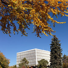 James A. McClure Federal Building and U.S. Courthouse in Boise, Idaho.
