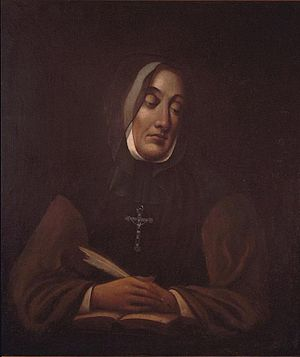 Ursulines of Quebec - Marie-Marguerite d'Youville (1701–1771), founder of the Grey Nuns