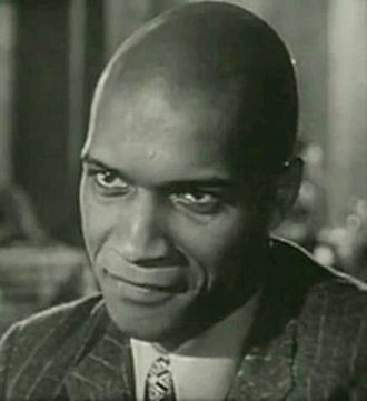 James Edwards (actor) - Image: James Edwards in The Joe Louis Story