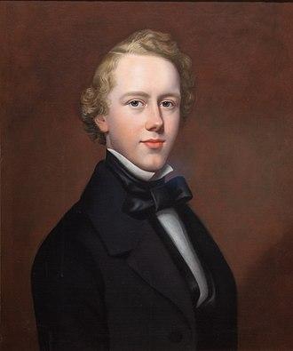 Hudson Taylor - Hudson Taylor at age 21