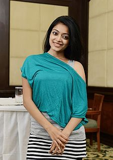Janani Iyer Indian actress (born 1987)