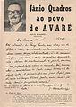Janio Quadros ao povo de Avaré.jpg