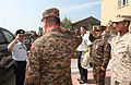 Japan's top general visits multinational troops during Khaan Quest 2013 130808-M-MG222-001.jpg