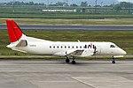 Japan Air Commuter SAAB SF340B JA8649 (31311028402).jpg