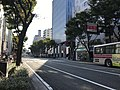 Japan National Route 202 near Gion Station 3.jpg