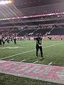 Jawon Hamilton leaves the Field (30870091534).jpg