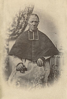 John Stephen Bazin French-born bishop in Indiana, United States