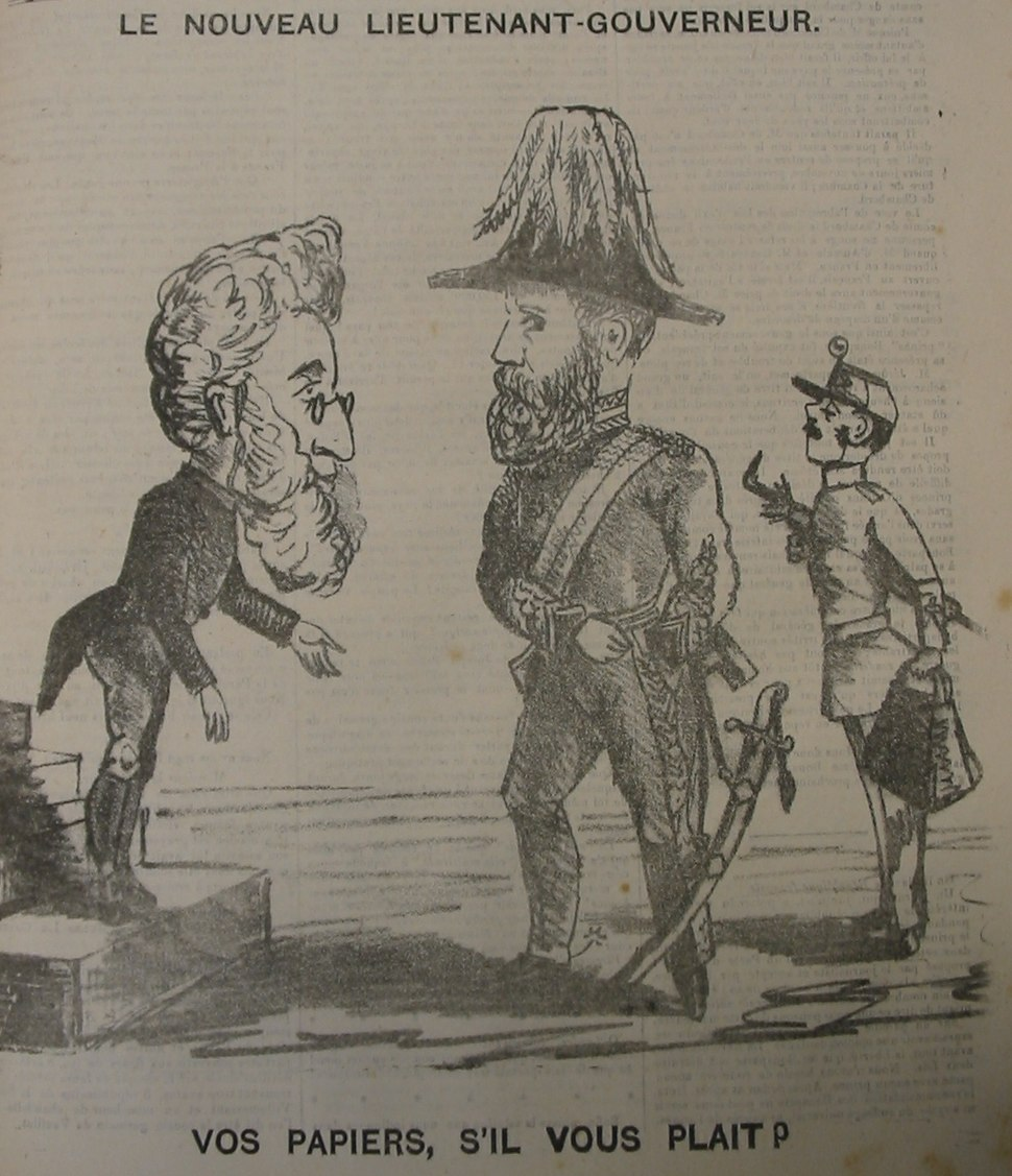 Jean Hammond et William Sherbrooke Ramsay Norcott 1873