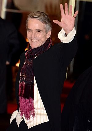 Jeremy Irons - Irons in Paris, 2014