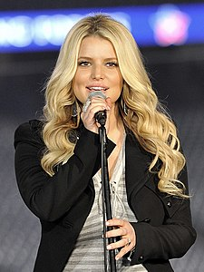 Jessica Simpson - the beautiful, gracious, talented,  musician  with German, Scottish, English,  roots in 2019