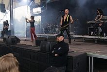 Jesus on Extasy Blackfield 2010 1.jpg