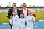 Jetstar Little Athletics partnership launch (14737233094).jpg