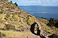 Jezero Titicaca - ostrov Taquile - panoramio (4).jpg