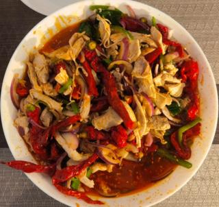 <i>Mala</i> (seasoning) Spicy Chinese sauce