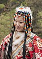Jiuzhaigou Sichuan China Woman-in-traditional-costume-03.jpg