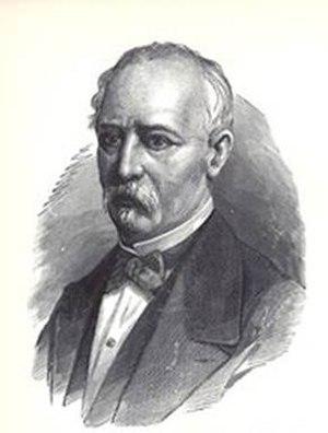 Joaquim Espalter - Joaquín Espalter; drawing from La Ilustración Española y Americana
