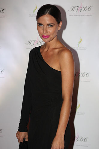 Jodi Anasta - Gordon at the Sydney Black Tie For Breast Cancer Gala Ball