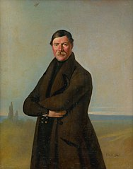 Portrait of a Hungarian Landowner