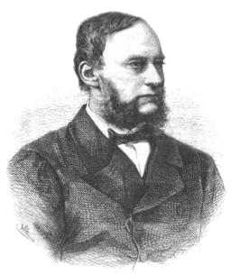 Johann Graf Larisch 1865 Adolf Neumann