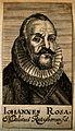 Johannes Rosa. Line engraving, 1688. Wellcome V0005081.jpg