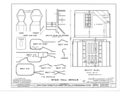 John Cram Farmstead, Hampton Falls, Rockingham County, NH HABS NH,8-HAMTOF,1- (sheet 9 of 17).png