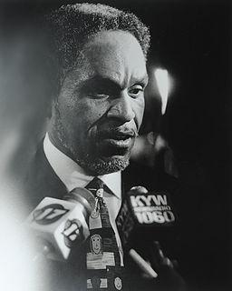 John F. Street Former mayor of Philadelphia