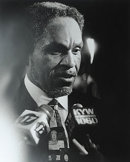 John F. Street American politician