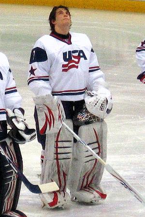 John Gibson (ice hockey, born 1993) - Gibson in 2011