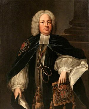 John Gilbert (archbishop of York) - Image: John Gilbert portrait