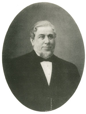 John Hughes (businessman) - Image: John James Hughes