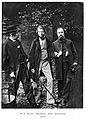 John Ruskin, D.G. Rossetti and W.B. Scott Wellcome L0002305.jpg
