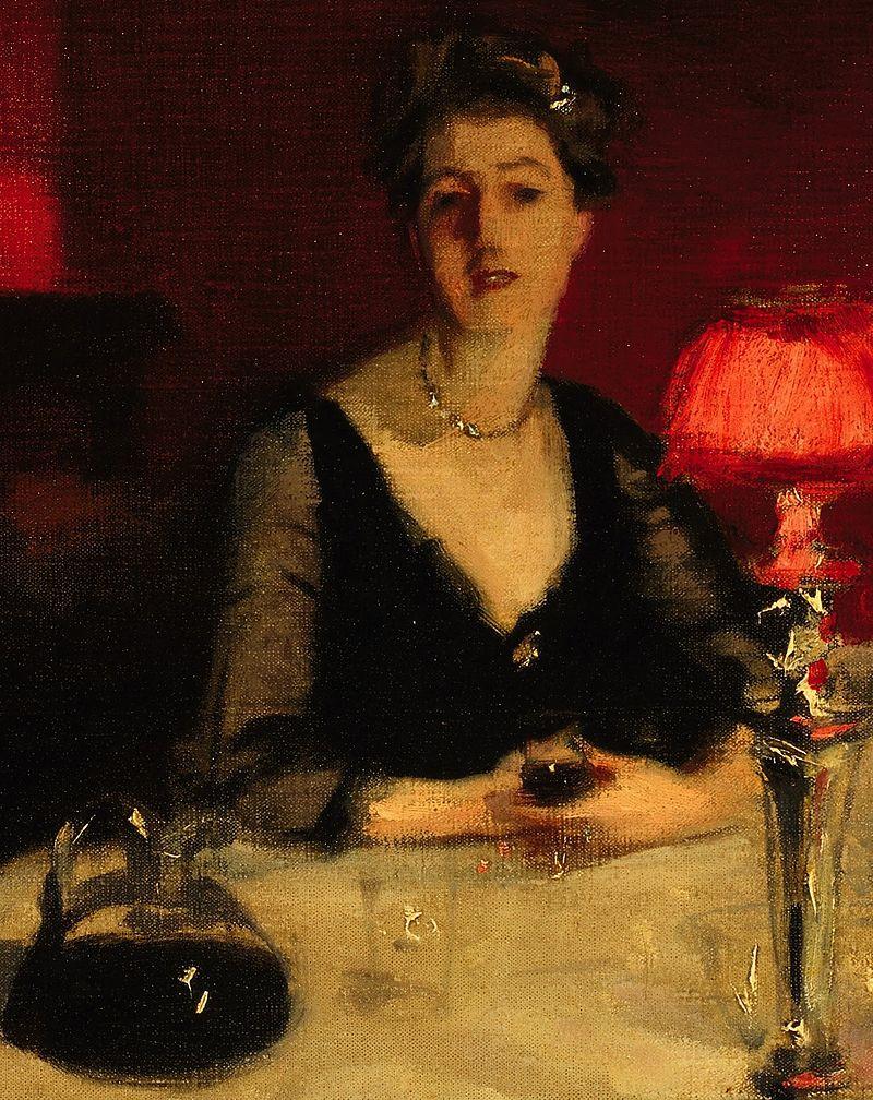 John Singer Sargent - Le verre de porto Google Art Project Edith Vickers.jpg
