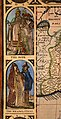 John speed per george humble, italia newly augmented, 1626, stampa acquarellata, papa con cardinale e i costumi napoletani.jpg