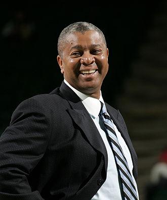 Johnny Jones (basketball coach) - Image: Johnny Jones Univ of N Texas coach