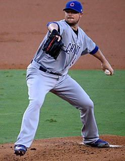 Jon Lester American baseball player