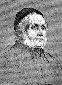 Joseph Nicolas Robert-Fleury by Gaston Thys
