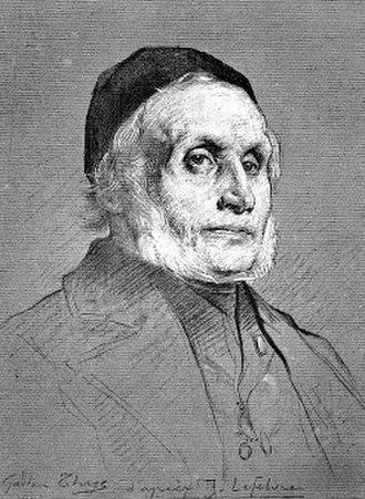 Joseph-Nicolas Robert-Fleury - Joseph-Nicolas Robert-Fleury by Gaston Thys