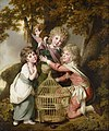 Joseph Wright of Derby - The Synnot children - Google Art Project.jpg