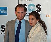 Josh Lucas i Alexa Davosfot. David Shankbone