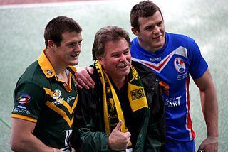 Steve Morris (rugby league) Australian rugby league player