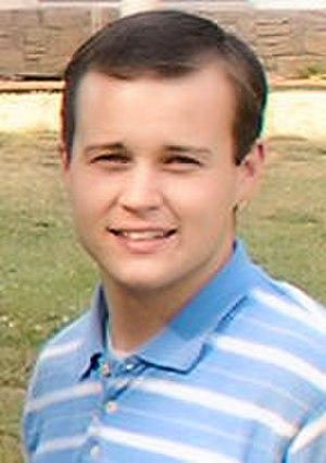 Josh Duggar - Duggar in 2007