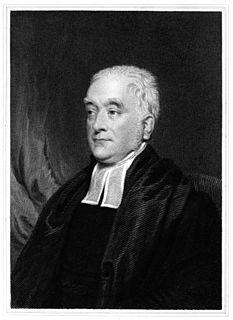 Josiah Pratt British priest