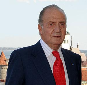 Juan Carlos I of Spain