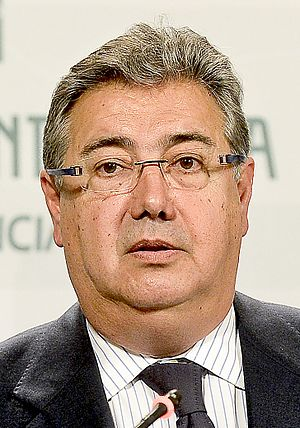 Ministry of the Interior (Spain) - Image: Juan Ignacio Zoido 2014 (cropped)