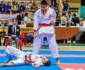 Juan Velazco Puyo Campeonato Sudamericano de Karate 2013 Sucre - Bolivia.jpg