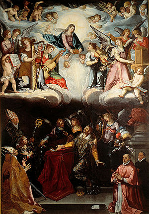 Juan de Uceda - The Transit of Saint Hermengild